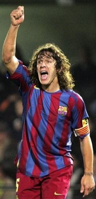 puyol What makes a good centre half?